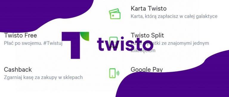 Karta Twisto Promocja 100 zł