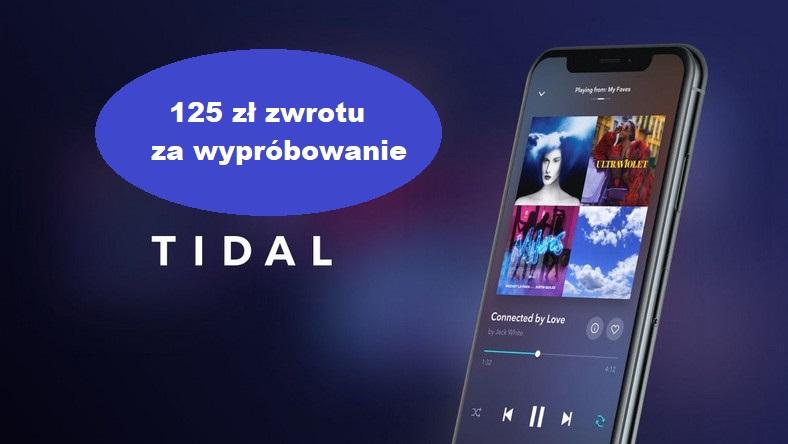 quidco tidal 125 zł