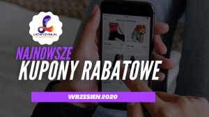 Kupony promocyjne – kody, rabaty i zniżki Wrzesień 2020<div class='yasr-stars-title yasr-rater-stars-visitor-votes' id='yasr-visitor-votes-readonly-rater-f9050add6fa74' data-rating='5' data-rater-starsize='16' data-rater-postid='1152'  data-rater-readonly='true' data-readonly-attribute='true' data-cpt='posts' ></div><span class='yasr-stars-title-average'>5 (1)</span>