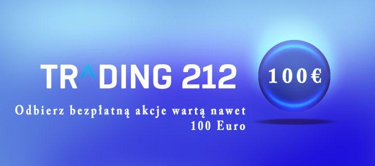 [HIT] Otrzymaj nawet 100 Euro od Trading212 za rejestrację w 15 minut!