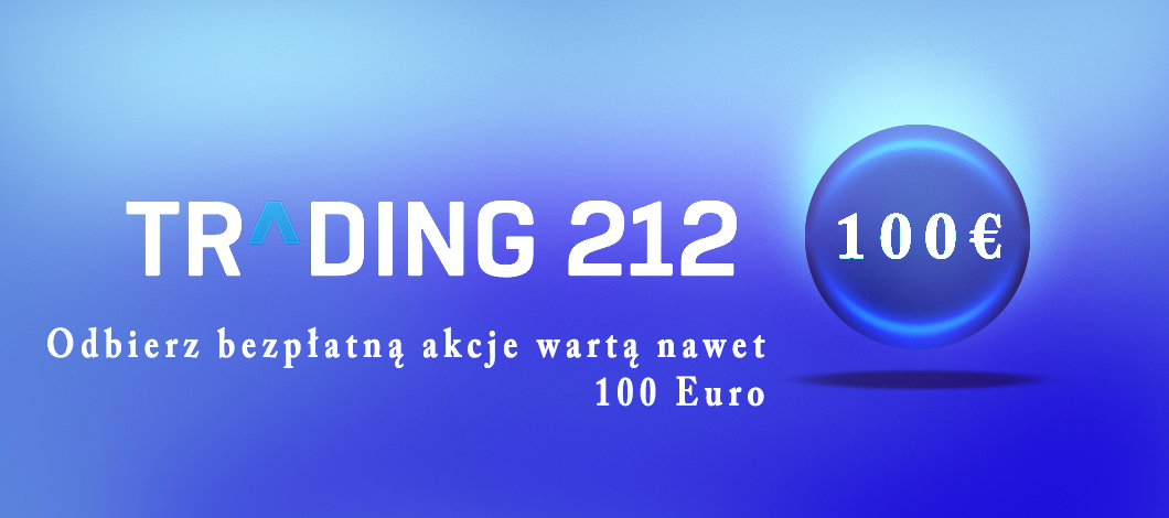 Trading212 Bonus 100 Euro