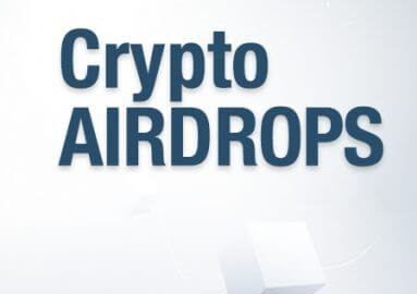 Airdrop Kryptowalut